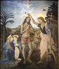 Baptism of Jesus, c. 1472 (Mr. History) Tags: verrocchio leonardodavinci florence italy italian uffizi uffizimuseum baptism religion holyspirit birds
