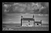 Derelict Farmhouse (ScreamingSkulls) Tags: canon eos blackandwhite mono monochrome derelict farmhouse burscough sthelenscameraclub screamingskulls ericmercer stone brick