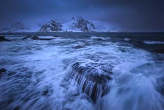 Bad Lofoten weather!
