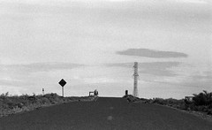 1281 (The Dent.) Tags: woomera south australia nikon f100 kodakhawkeyesurveillancefilm