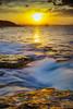 An end to daylight (saving) (e0nn) Tags: steveselbyphotography steev steveselby pentax pentaxk1 ricoh hdpentaxdfa2470mmf28edsdmwr nisifilters nisi leendgrad sunset basspoint shellharbour visitshellharbour nsw australia luminar2018 skylum