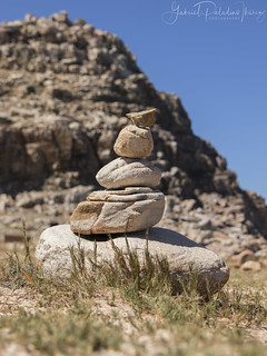 The cairn of Good Hope