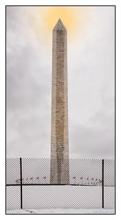 Washington Monument  - 21 March 2018