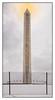 Washington Monument  - 21 March 2018 (GAPHIKER) Tags: washington washingtondc national mall monument fence happyfencefriday hff friday