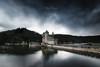 Château de la Roche (Stéphane Sélo Photographies) Tags: châteaudelaroche france paysage pentax pentaxk3ii sigma1020f456 blending couchant coucherdesoleil fleuve gorgedelaloire landscape loire rivière sun sunlight sunset île