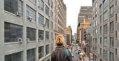 high line view (poludziber1) Tags: street streetphotography skyline summer city colorful cityscape color colorfull ny nyc newyork architecture people manhattan urban usa