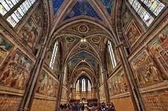 Storie di San Francesco (Aránzazu Vel) Tags: affreschi frescoes frescos assisi basilicasanfrancesco asis italia umbria church chiesa iglesia