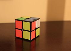 Rubik's Cube (Zawodowy Fotograf) Tags: rubik cube toy macro canon5dmarkiii 50mm14 sigma art
