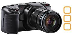 Blackmagic Pocket Cinema Camera 4K: Portable, Affordable and Professional (yuriy.zhurahovskiy) Tags: 43 blackmagic blackmagicdesign cinemacameras mft videocameras