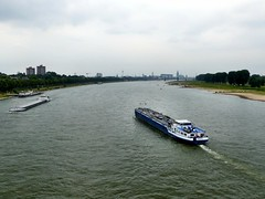 Cologne - Panorama (Martin M. Miles) Tags: köln cologne rodenkirchenerbrücke rodenkirchenbridge rodenkirchen rhine rhein nordrheinwestfalen nrw northrhinewestphalia deutschland germany