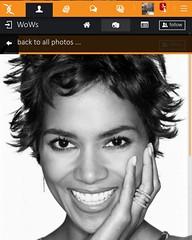 Beautiful Halle Berry :: #halleberry #blackandwhitephoto #browneyes #brownhair #darkskin #woman #smilingwoman #beautifulwoman #bestphotos #xuniting #shorthair #shorthair #happiness (xuniting1) Tags: browneyes brownhair woman smilingwoman beautifulwoman happiness bestphotos darkskin halleberry blackandwhitephoto shorthair xuniting