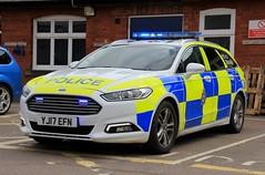 West Yorkshire Police Ford Mondeo Estate Dog Section Car (PFB-999) Tags: west yorkshire police wyp ford mondeo estate mpv dog section car vehicle unit van k9 lightbar grilles leds yj17efn