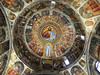 Padova - Battistero 2 (anto_gal) Tags: veneto padova 2018 città duomo battistero affreschi xivsecolo giustodemenabuoi cupola volta