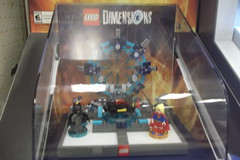 LEGO Dimensions Starter Pack (splinky9000) Tags: new jersey united states america usa target store lego dimensions starter pack toys minifigures batman wyldstyle gandalf the grey batmobile supergirl