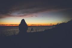 Fearless (Santiago Mariño) Tags: beach atardecer sunset playa mar sea girl relax memories moments