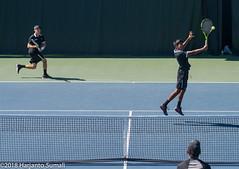 Stanford vs University of Washington 2018 (harjanto sumali) Tags: michaelgenender ncaa pac12 sameerkumar stanford sport tennis
