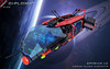 A-09 Diplomat II (spaceruner) Tags: lego space moc 90s spaceship spyrius