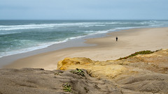 Pacific highway_Pescadero State Beach (kkorsan) Tags: california highway1 pacifichighway pescadero beach seaside seascape pescaderostatebeach unitedstates