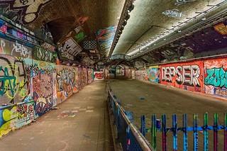 Tunnel Of Art