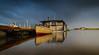 Strahan Houseboat, Tasmania (mark galer) Tags: nisi s5 filter system fe 1224 sony alpha