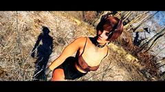 Fallout_4.Francine_new_beginning(212) (FRANCESC84Inn) Tags: female character game rpg fallout4 fallout emb screenshot scifi pcgame pc pics mod modded