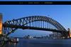 Blue (Joseph@Oz) Tags: australia bridge sydneyharbourbridge water blue harbour sydneyharbour sydney