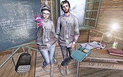 ♥ Style Destroyer ♥ (☠·sтƦαccιαтєƖƖα ժƨтƦσψєƦ·☢) Tags: tonktastic love secondlife sl virtual parthers swallow school student crazy laught fashion style versov destroyer cute blogger blog