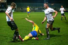 BL9U3331 (Stefan Willoughby) Tags: bamber bridge fc football club v hyde united march 2018 eco stik evostik league division 1 north non sir tom finned stadium lancashire