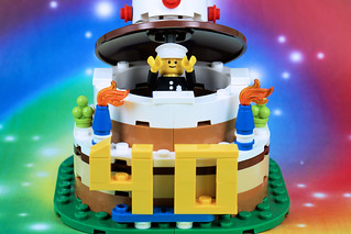 Happy 40th Birthday to an Awesome Minifig!!!