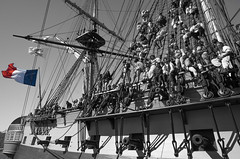 L HERMIONE (joboss83) Tags: bateau corsaire mer port toulon pirate boat sea harbor