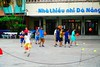 A basketball lesson at elementary school, Da Nang, Vietnam (adamba100) Tags: asia asian china chinese korea korean mongolia mongolian vietnam vietnamese thai beijing town city view landscape cityscape street life lifestyle style people human person man men woman women male female girl boy child children kid interesting portrait innocent cute charm pretty beauty beautiful innocence play face headshot pure purity tourism sightseeing tourist travel trip light color colour outdoor traditional cambodia cambodian phnom penh sony a6300 18105 siem reap pattaya bangkok field gate architecture tree building