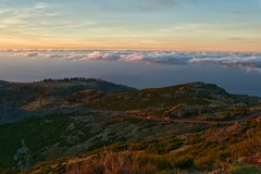 Winding road down the mountains (VinceTraveller) Tags: pico arieiro sunrise winding road morning