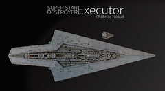 Executor MOC lego au canon fond noir petit web (augustin1414) Tags: executor moc lego super star destroyer superstardestroyer dreadnought cruiser battlecruiser fleet imperial darth vader empire wars