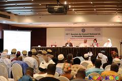 15eme Session du Conseil national de la Sécurité ALimentaire du Mali - 11 sur 14 (Boub's Sidibe) Tags: conseil national securote alimentaire mali oumaribrahimatoure