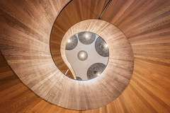 Citizen M (Rich Walker75) Tags: spiral staircase citizenm london hotel architecture buildings building wood abstract art photography canon eos eos80d efs1585mmisusm efs
