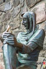 Till Eulenspiegel (Norbert Kiel) Tags: till eulenspiegel mölln schleswigholstein deutschland nokiart figur glücksbringer daumen