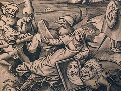 BRUEGEL Pieter I,1557 - Superbia, l'Orgueil-detail 11b-Burin de Pieter van der Heyden (Custodia) (L'art au présent) Tags: art painter peintre details détail détails detalles drawings dessins dessins16e 16thcenturydrawings dessinhollandais dutchdrawings peintreshollandais dutchpainters stamp print louvre paris france peterbrueghell'ancien man men femme woman women devil diable hell enfer jugementdernier lastjudgement monstres monster monsters fabulousanimal fabulousanimals fantastique fabulous nakedwoman nakedwomen femmenue nude female nue bare naked nakedman nakedmen hommenu nu chauvesouris bat bats dragon dragons sin pride septpéchéscapitaux sevendeadlysins capital
