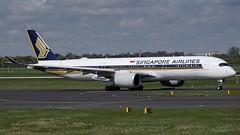 9V-SMI-1 A359 DUS 201804