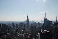 New York City (Jamal Khayat) Tags: new york nyc 30 rock empire state building