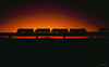 Sais Sunset (thechief500) Tags: atsf abocanyon bnsf clovissubdivision railroads nm newmexico santafe