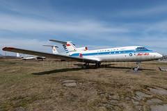 SSSR-87490 (Powercube) Tags: monino yakovlev yakovlevyak40 yak40 aeroflot centralairforcemuseumoftherussianairforce centralairforcemuseum