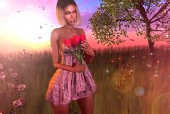● 1102 Beautiful Moments (Mɪss Dɪᴀᴢ) Tags: doux catwa tréschic applemaydesigns collabor88 belleposes springflairevent keke