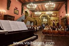 Concert d'Hélène Walter, Palau Maricel Sitges 2018 (Sitges - Visit Sitges) Tags: concert concierto hélène walter palau maricel sitges 2018 visitsitges museus sant jordi