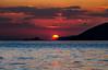 When the sun goes down (Vagelis Pikoulas) Tags: sun sunset porto germeno greece view landscape sea seascape