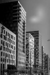 Barcode (frankps) Tags: oslo barcode buildings urban urbanlandscape