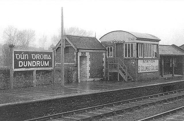 Dundrum RailwayStation 1912