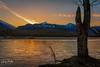 Bitterroot Sunset (HarryMiller002) Tags: sunset river reflections montana bigsky mountains treasurestate