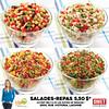 Montage salades SWET (marketingkilosolution) Tags: salade sante motivation nutrition