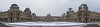 Panoramique (StephanExposE) Tags: paris iledefrance france stephanexpose louvre tuileries jardindestuileries parc park canon 600d 1635mm 1635mmf28liiusm ville city neige snow