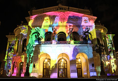 Alte Oper, Luminale, Frankfurt, Germany (JH_1982) Tags: alte oper opera opernplatz platz square place 法蘭克福舊歌劇院 旧オペラ座 historic landmark building luminale art installation colours colors colorful colourful artist painting lights light glow glowing leuchten dunkel dark darkness nacht night nuit noche notte 晚上 夜 ночь beleuchtet beleuchtung lumière luz 光 свет evening frankfurter lichtinstallation show frankfurt francfort fráncfort francoforte meno 美因河畔法兰克福 フランクフルト フランクフルト・アム・マイン франкфурт hessen hesse germany deutschland allemagne alemania germania
